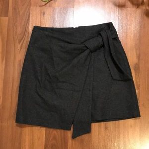 Wilfred Wool Tie Skirt